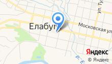 ЕлПласт на карте