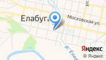 TOOMAN на карте
