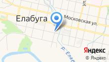Krasa на карте