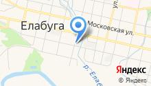ЖилЭнергоСервис-Алабуга на карте