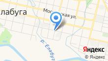 Эстель на карте