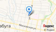 Экосервис-А на карте