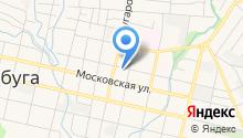 КФУ на карте
