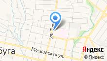 Почтовое отделение №5 на карте