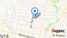 Детский сад №14, Звездочка на карте