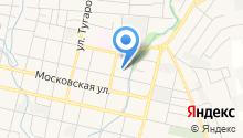 Ветеринарный центр на карте