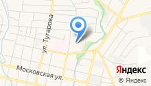 Елабужский Казанско-Богородицкий женский монастырь на карте