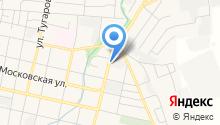 Елабужская местная организация Всероссийского общества слепых на карте