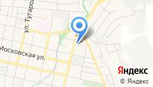 Елабуга УкупрПласт на карте