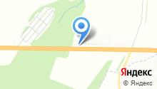 Truck на карте