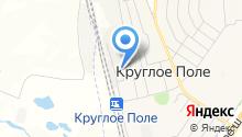 Исполнительный комитет Круглопольского сельского поселения на карте