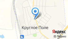 Круглопольская врачебная амбулатория на карте