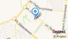 Альметьевская центральная районная больница на карте