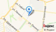Кухни Тут на карте
