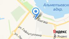Западные ворота, ТСЖ на карте