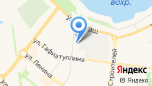 11 отряд Федеральной Противопожарной Службы по Республике Татарстан, ФГКУ на карте