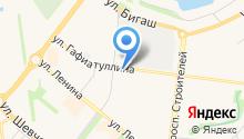 ФОН, ЗАО на карте