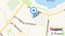11 отряд Федеральной Противопожарной Службы по Республике Татарстан на карте