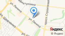 Грин-Сервис на карте