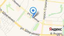 Альметьевский городской суд на карте