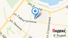 Автостекольщик на карте