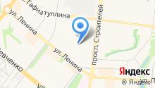 Ателье мод Натальи Седышевой на карте