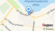КАМА ЭКСПРЕСС на карте