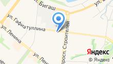 ВазДеталь на карте