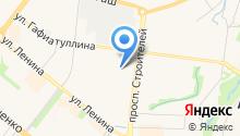 Елмай Дент на карте
