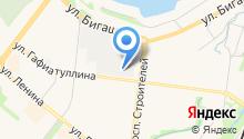 Диар на карте