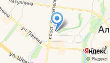 АКБ Энергобанк на карте