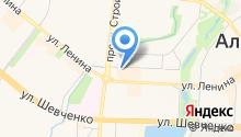 SFCexpress на карте