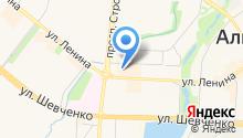 Masha Goryacheva на карте