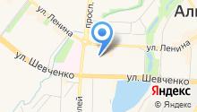 Юнга на карте