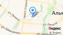 Альметьевский политехнический техникум на карте