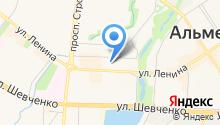 Альметьевск РТВ на карте