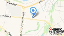 Банкомат, АК Барс банк, ПАО на карте