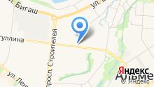 ОСК ОкнOFF на карте