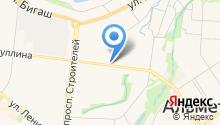 Ателье-мастерская одежды на карте