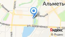 АльГеоМарк на карте