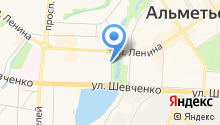 116 RUS на карте