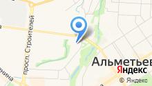 Aston Profi на карте