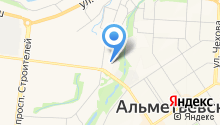 KACHKOFF на карте