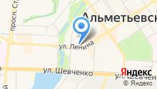 АБ Девон-кредит на карте