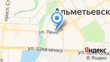 АИСТ БИЗНЕС ТРЕВЕЛ на карте