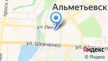 Банк ВТБ, ПАО на карте