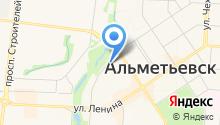 Юго-Восточный территориальный отдел Приволжского Управления Ростехнадзора на карте