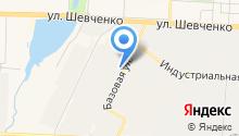 ВолгаКом на карте