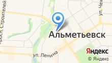 Звениговский мясокомбинат на карте
