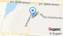ОргТехКом на карте